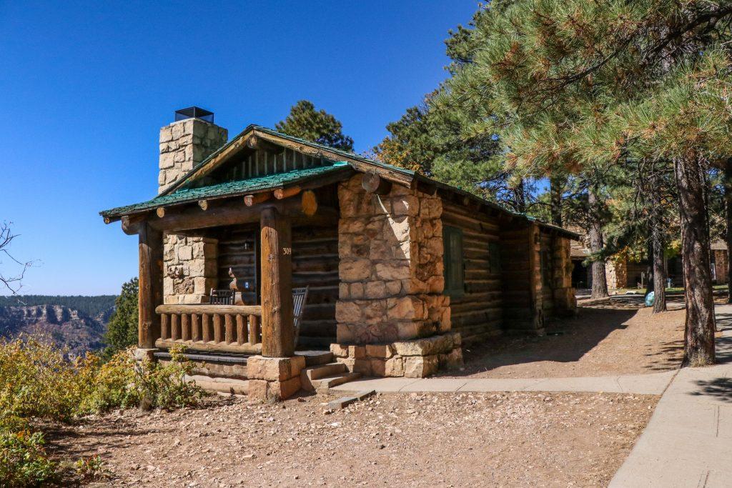 Grand Canyon - North Rim Lodge