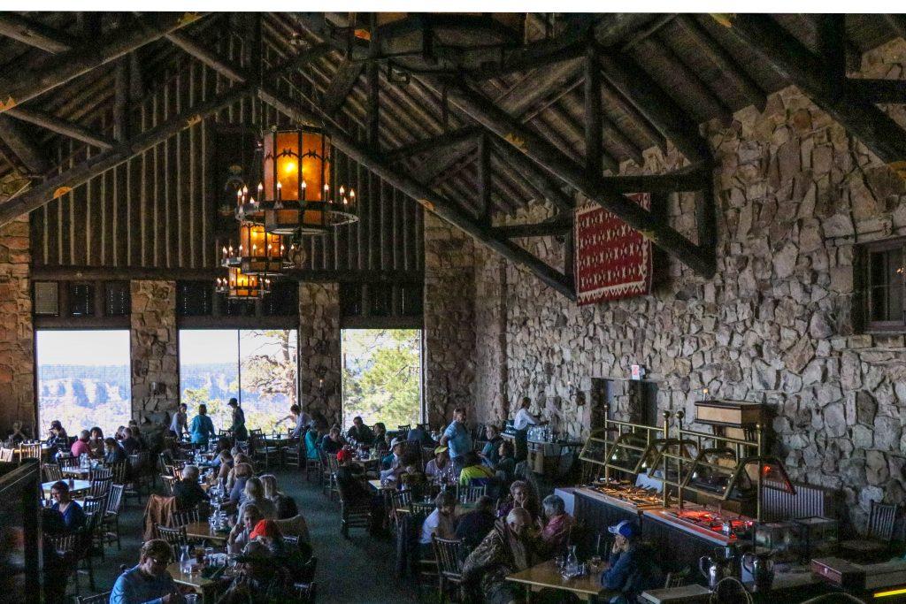 Grand Canyon Lodge - Dining Hall - North Rim